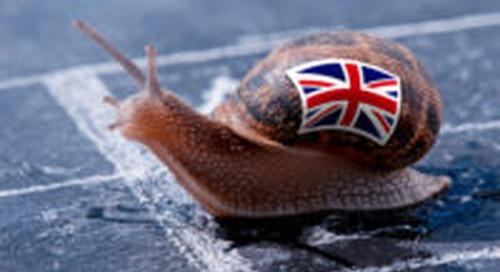 Export naar Verenigd Koninkrijk stagneert