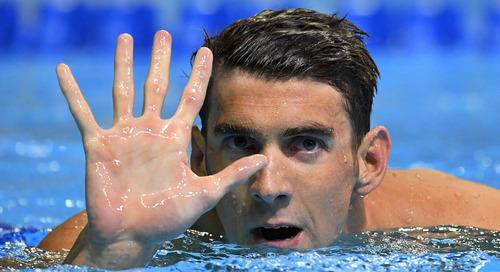 5 Atlet Olimpiade dan Kebiasaan Makan Mereka