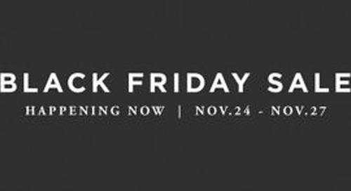 Take 25% Off Pendant Lights for Black Friday Sale