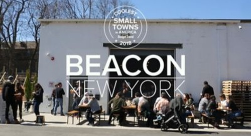 Budget Travel Names Beacon, New York Coolest Small Town in America