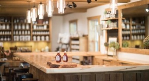 Finding Home Farms Buys Pendant Lights at Factory Sale for Sugarhouse