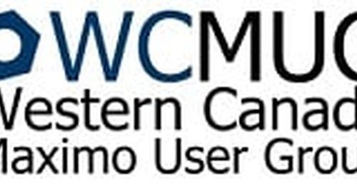 Western Canada Maximo User Group