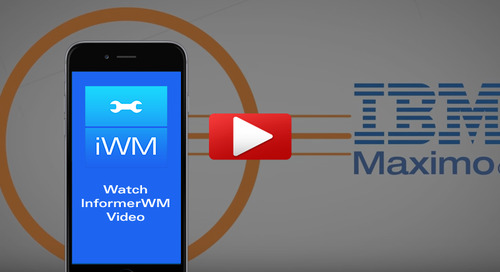 Mobile InformerWM - Work Management Maximo Mobile App - Video