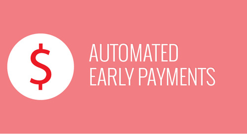 Automated Early Payments