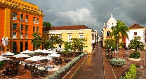 Colombia's economy vibrant  - einvoicing mandates around the corner