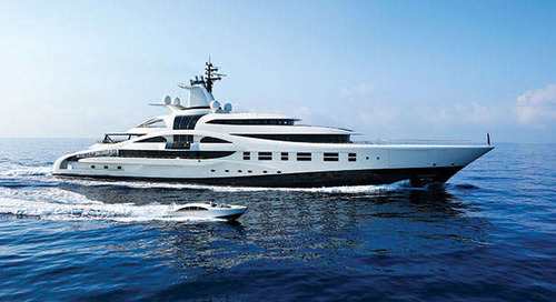 Why you should customise your yacht tender
