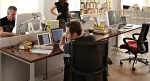 The Future of Workplace Design at NeoCon 2014
