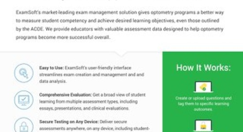 ExamSoft_Optometry_OnePager
