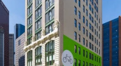 The Solution to Growing Demand for Urban Living? Converting Unused Office Space to Residential