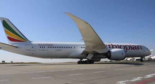 Ethiopian Airlines fleet keeps growing