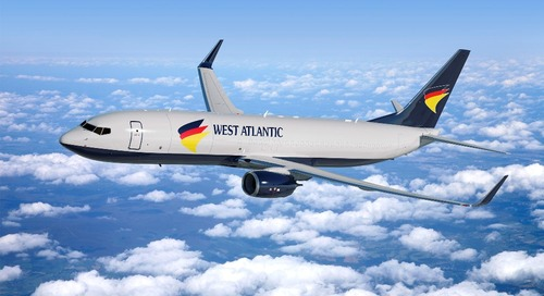 West Atlantic to offer B737-800BCFs for 'express logistics provider'