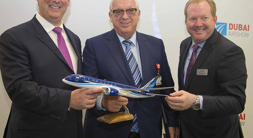 Azerbaijan Airlines commits to freighter order