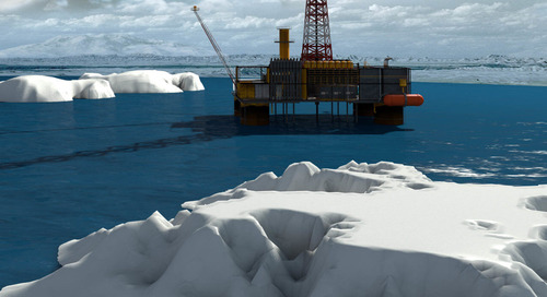 The Technology of Offshore Arctic Exploration and Production