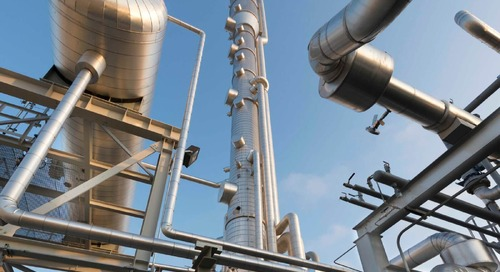 Dehydration: An Important Step in Natural Gas Processing