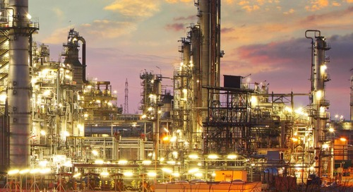 Refiners Ramping Up Amid Slumping Crude Prices