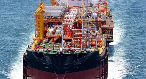 FPSOs Increasingly Important for Subsea Applications