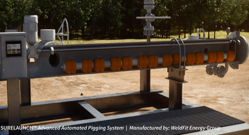 Pigging Systems Go Automated