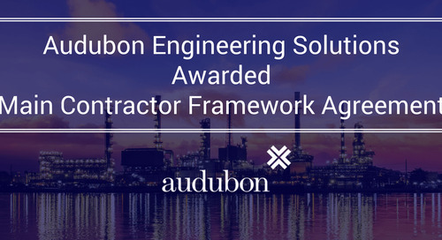 Chevron Phillips Chemicals Selects Audubon Engineering Solutions for Main Contractor Framework Agreement
