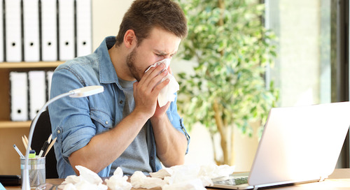 Business News Daily: Got The Flu? Blame Your Co-Workers