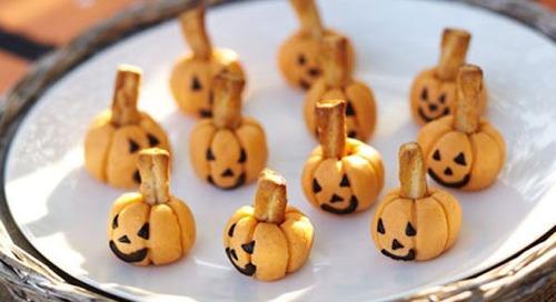 Yuk, Coba Delapan Kreasi Camilan Halloween Berikut!