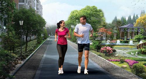 Yuk, Menjajal Jogging Track di Jakarta!