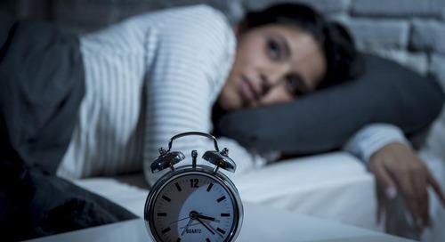 Jangan Biarkan Kantong Mata Menebal, Ini Dia Tujuh Cara Mengatasi Insomnia!
