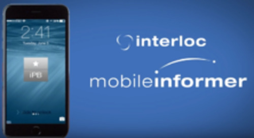 Mobile InformerPB - Purpose Built Maximo Mobile Solution - Video