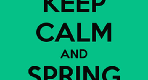 Spring Forward... to a Maximo User Group!