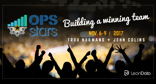 Ops-Stars: The Place to Be for Sales and Marketing Operations