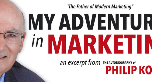 """""""Criticisms and Contributions of Marketing"""" – Philip Kotler"""