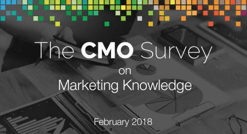 """The CMO Survey: How Does Your Company Develop New Marketing Capabilities?"" – Christine Moorman"
