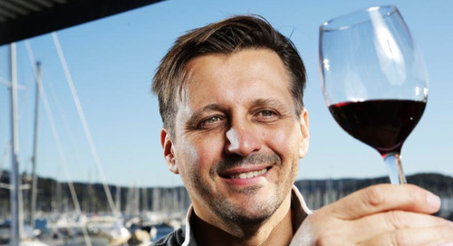 Customer Culture: An Interview with Luke Jecks, Former CEO, Naked Wines International