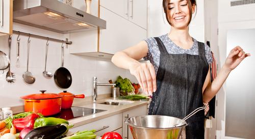 Sehat dan Bahagia dengan Masak Sendiri