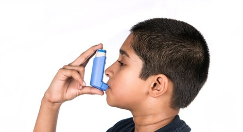 Specific environmental influences can neutralize effect of genetic variant that increases childhood asthma risk