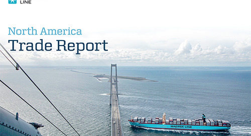 "Maersk Line's ""North America Trade Report"" Reveals Supply Chain Strengths"