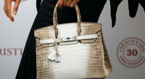 Hermes Birkin Handbag Sells for World Record Price
