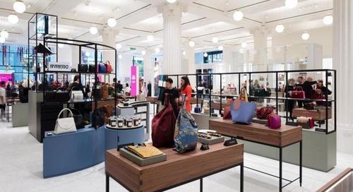 Selfridges Unveils Luxury 'Corner Shop' Concession