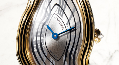 Cartier Reimagines Classic Wristwatches Ahead of SIHH 2018