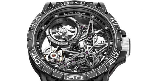 Roger Dubuis Creates Pirelli and Lamborghini Limited Edition Watches