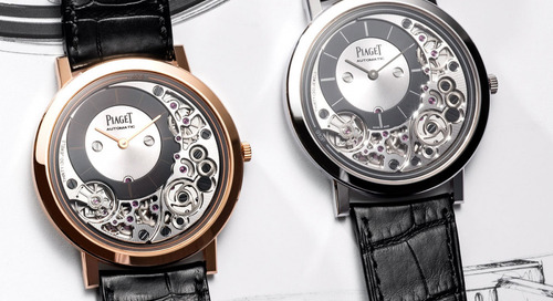 Introducing the Piaget Altiplano Ultimate: The World's Thinnest Hand-Wound Watch