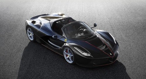 Ferrari Hints that it Will Build All-Electric Supercars