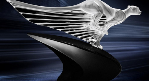 Lalique & McLaren Team up for Essence of Speed Collection