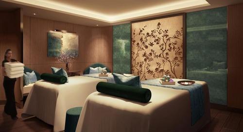 Mandarin Oriental Hyde Park Unveils New Luxury Spa
