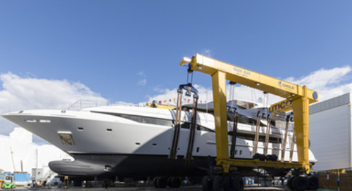 New Oceano Launch Marks a Milestone for Mangusta