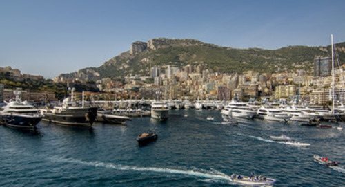 New Layout for the 2018 Monaco Yacht Show Revealed