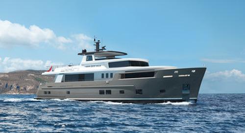Van der Valk Signs Third Global Explorer Yacht