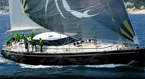 Life Under Sail: N&J Sell the Sleek Scorpione Dei Mari