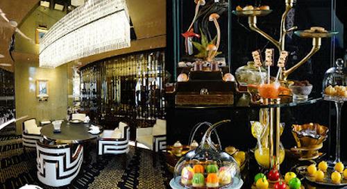 Robuchon Au Dome, Grand Lisboa Hotel, Macau