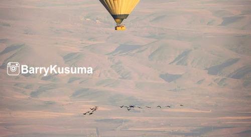 Fakta Unik Cappadocia Turkey, Salah Satu Tempat Terindah di Dunia.