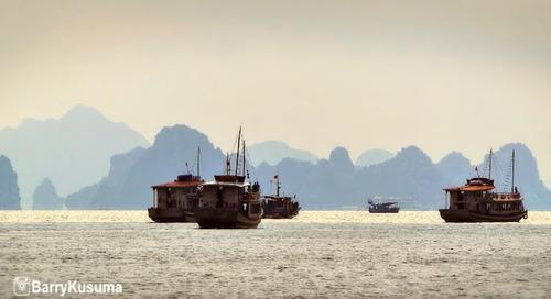 Ha Long Bay Keindahan Warisan Alam Vietnam Yang Mendunia.